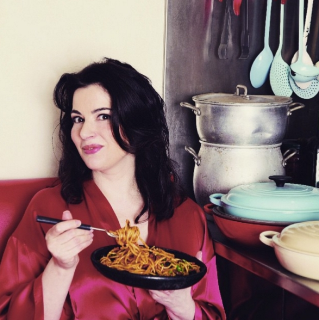 "Nigella uses the hashtag #foodporn sparingly. (Photo Courtesy: <a href=""https://www.instagram.com/nigellalawson/"">Instagram/Nigella Lawson</a>)"