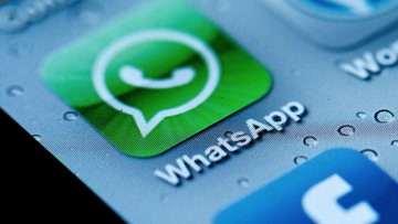 WhatsApp blacks out on New Year's Eve. (Photo: iStockphoto)