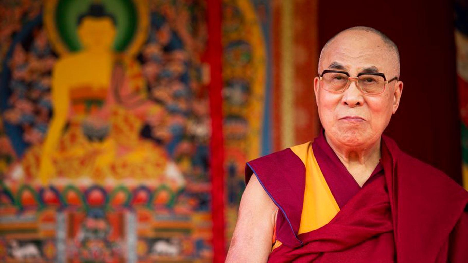 Dalai Lama Says Heir May be From India, China Say They Will Decide