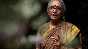 Activist Aruna Roy. (Photo: PTI)