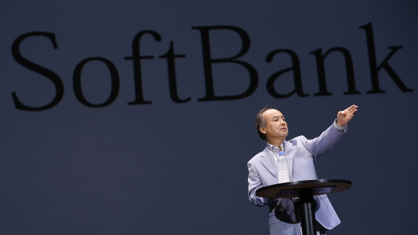 SoftBank Group Corp. may invest $500 million to $750 million in Zume Inc.,