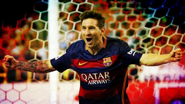 Lionel Messi. (Photo: Reuters)