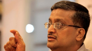 Whistleblower IAS officer Ashok Khemka. (Photo courtesy: Khemka's Facebook page)