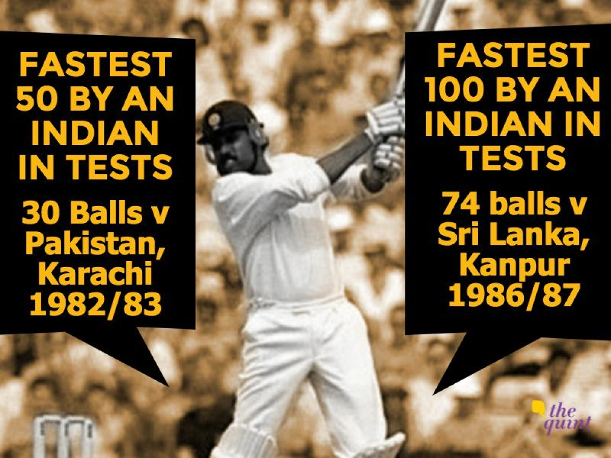 Kapil Dev Turns 60: 15 Amazing Facts, Figures & Records of