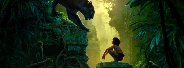 "Poster of the highly awaited 2016 Disney movie <i>The Jungle Book</i>. (Photo Courtesy: <a href=""https://www.facebook.com/DisneyJungleBook/photos_stream"">Facebook/The Jungle Book</a>)"