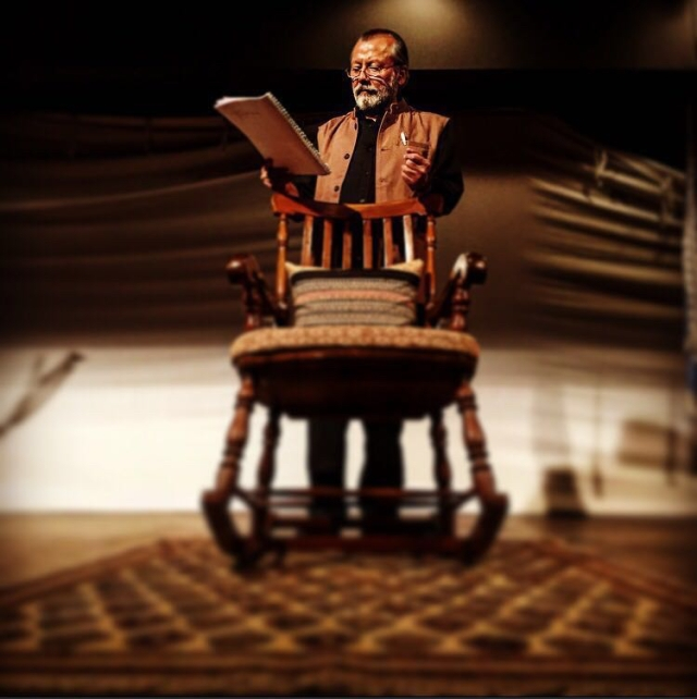 Pankaj Kapur narrates his novella <i>Dopehri</i>