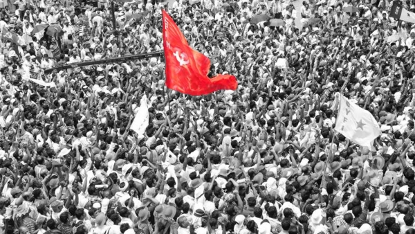 "RSS and other Sangh parivar organisations accused CPI(M) of ""intimidating"" the CBI. (Photo Courtesy: <i>The News Minute</i>)"