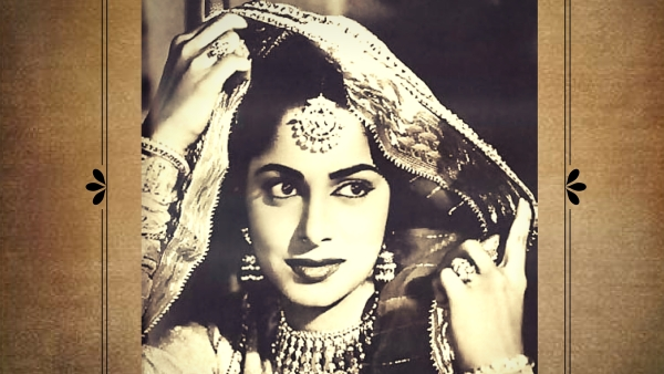 Waheeda Rehman in a scene from <i>Chaudhvin Ka Chand.</i>