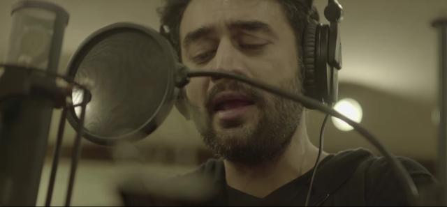 Shekhar Ravjiani records the track <i>Gehra Ishq </i>for<i> Neerja</i>