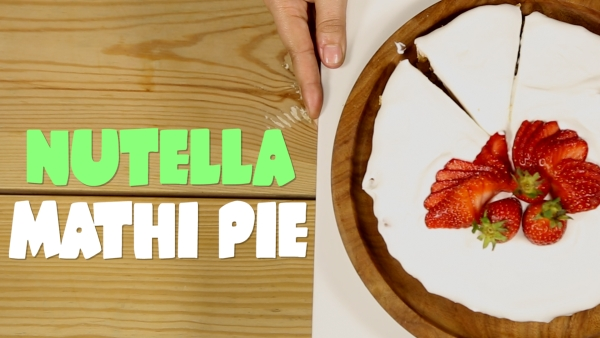 Nutella Mathi Pie (Photo: <b>The Quint</b>)