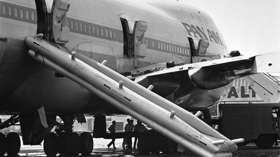 Resultado de imagen para pan am flight 73