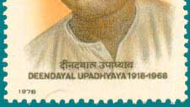 """Some even call Deendayal a saint among politicians, and a man ahead of his times. (Photo Courtesy:<a href=""""http://www.bjp.org/pandit-deendayal-upadhyaya"""">bjp.org</a>)"""