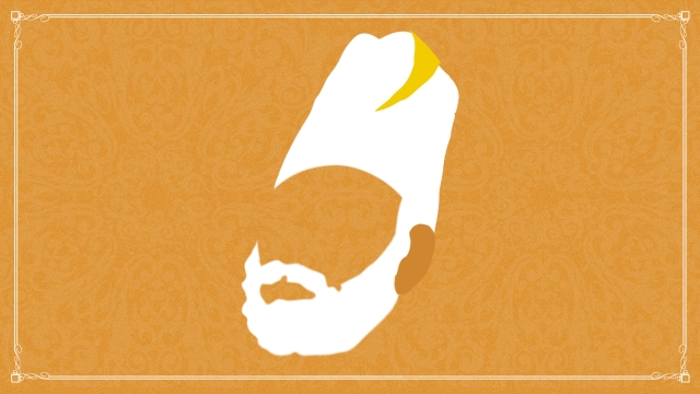 Mirza Ghalib (Graphics: Rahul Gupta/<b>The Quint</b>)