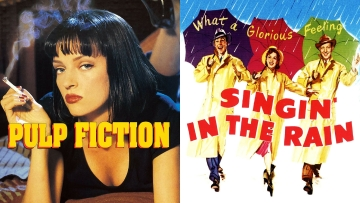 Can you believe that cult classics like<i> Pulp Fiction</i> and <i>Singin In The Rain </i>never won an Oscar for Best Picture? (Photos: Film posters)