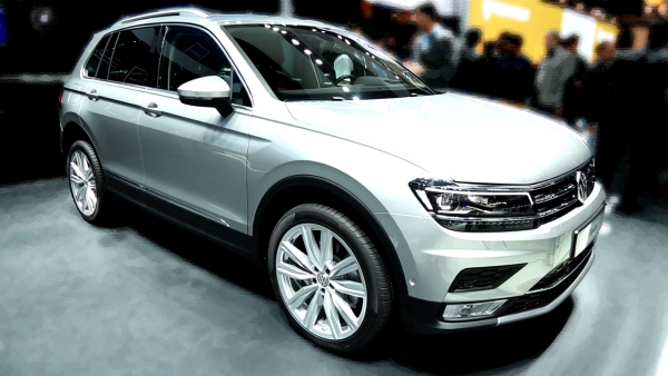 Volkswagen Tiguan. (Photo: <b>The Quint</b>)