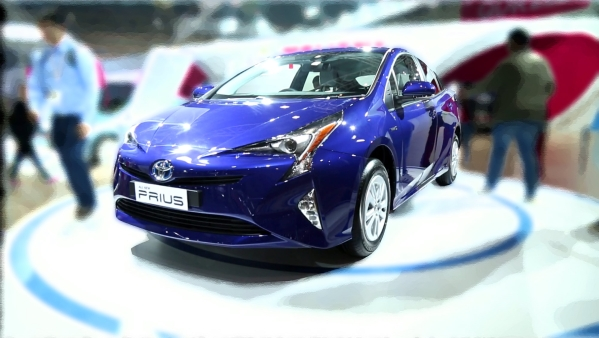 Toyota Prius. (Photo: <b>The Quint</b>)