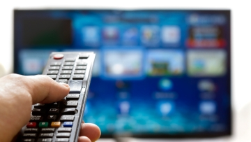 Smart TVs are likely to spurt the demand for streaming on the big screen.