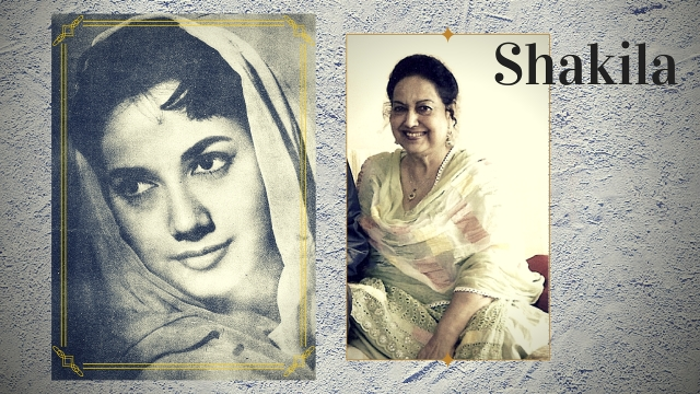 Former Indian actress Shakila is remembered for her performance in <i>Hatim Tai</i> (1952)
