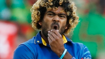 File photo of Lasith Malinga.