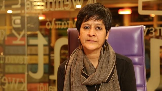 Masooma Ranalvi (Photo: <b>The Quint</b>)