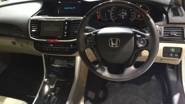 The 2016 Honda Accord. (Photo: <b>The Quint</b>)