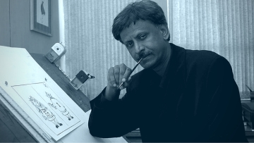 Tailang had worked with Indian Express, Hindustan Times, Times Of India and Asian Age. (Photo: Facebook/@Sudhir Tailang)