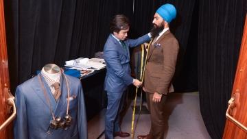"""Clothes maketh the man. (Photo Courtesy: <a href=""""http://torontolife.com/"""">Toronto Life</a>)"""