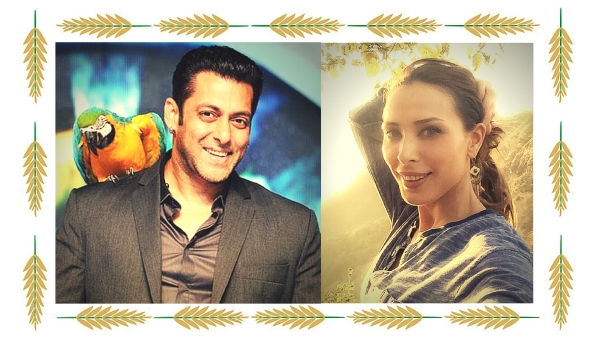 Salman Khan to host a reality TV show with rumoured girlfriend Iulia Vantur (Photo: Twitter; altered by The Quint)