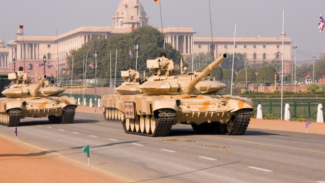 India is expected to spend up to US$ 100 billion on defence acquisitions over the next ten years. (Photo: iStockphoto)