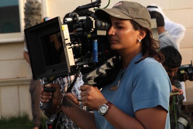 There's no film that a man can shoot and I can't: Priya Seth (Photo courtesy: Priya Seth)