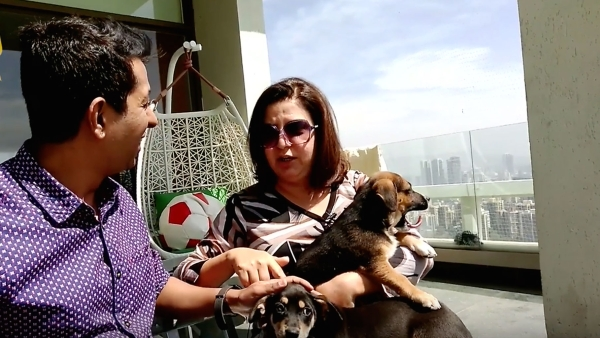 Birthday Girl Farah Khan On Being A Proud Mama To Gulab & Jamun