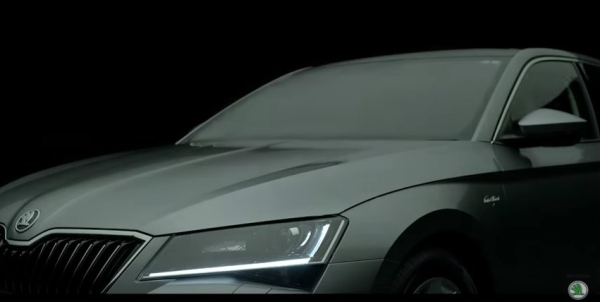 "New Skoda Superb, a league of it's own Photo: <a href=""http://www.skoda-auto.co.in/"">Skoda India</a>"