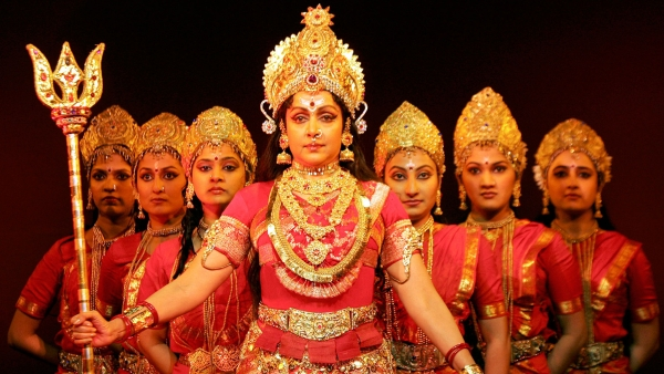 Hema Malini performs at the opening of a film festival in Chandigarh in 2008 (Photo: Reuters)