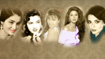 Vintage heroines of Hindi cinema, the stuff that memories are made of