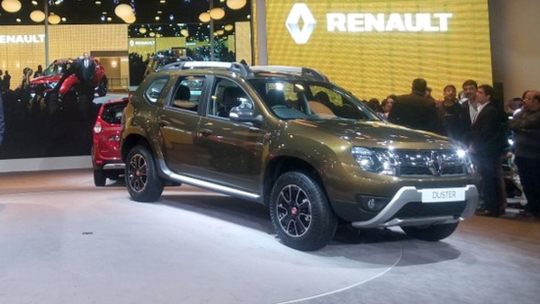 The 2016 Renault Duster. (Photo: <b>The Quint</b>)