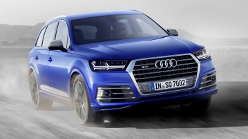 Audi SQ7 is the successor of the Q7. (Photo: Audi)