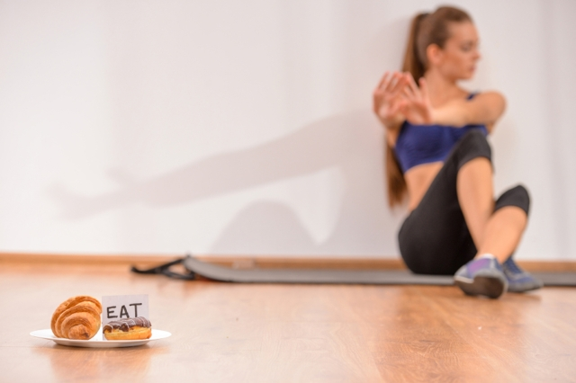 EVERY successive time you diet and lose weight – and then gain weight and then try to lose weight again… the metabolism dips further. (Photo: iStock)