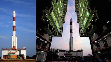 ISRO's sixth navigation satellite IRNSS-1F, on-board PSLV-C32 to lift off from the spaceport of Sriharikota in Andhra Pradesh on Thursday.