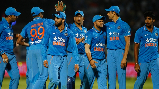 The Indian team will be hoping to get the World T20 trophy back again. (Photo: AP)