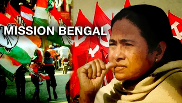 This election in West Bengal is important for Mamata Banerjee. (Photo: TheQuint)