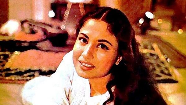 Meena Kumari was as great a poetess as she was an actress.