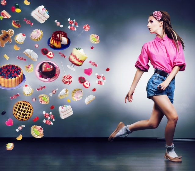 You have to eat in order to lose weight, so no skipping meals please. (Photo: iStock)