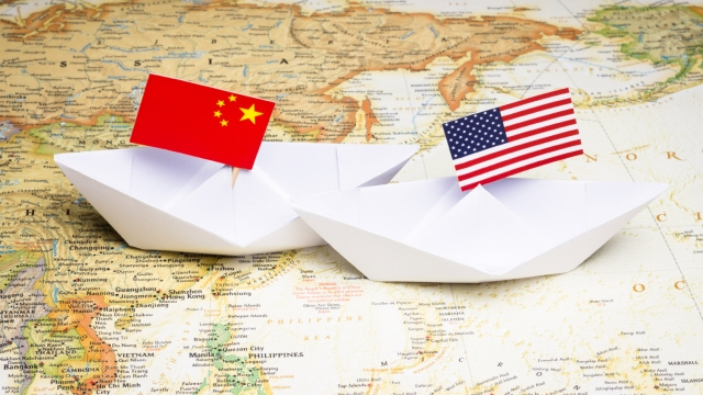 "US and China have been at loggerheads lately due to China's ""aggressive action"" in the South China sea region. (Photo: iStockphoto)"