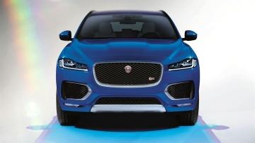 Jaguar F-Pace.