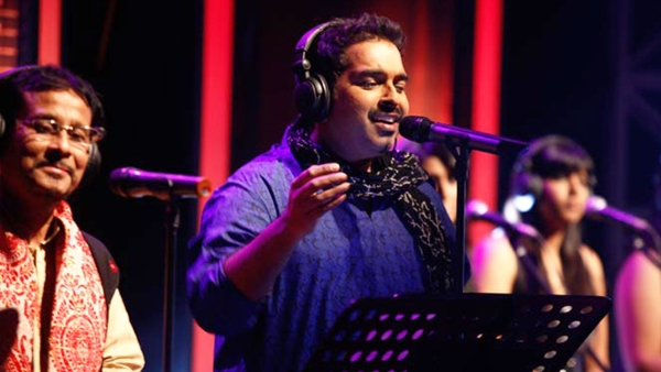 Thank god Shankar Mahadevan ditched his career as a software engineer for music, the love of his life. (Photo: YouTube/MTV Coke Studio)