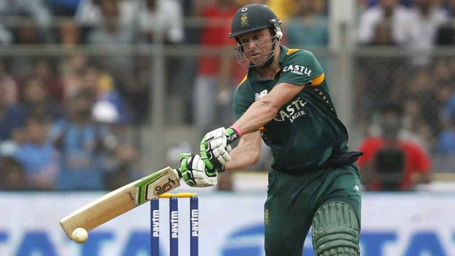 AB de Villiers will be the player to watch out for in the 2016 World T20. (Photo: Reuters)