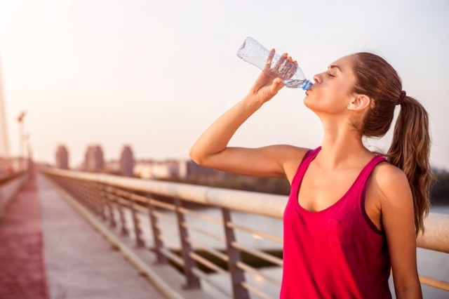 Lack of water can slow the metabolic rate – just as lack of food can. (Photo: iStock)