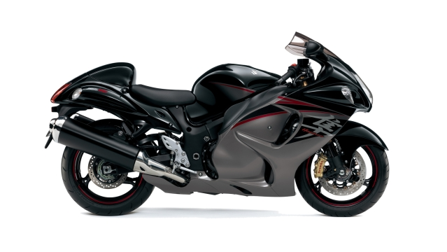 Suzuki Hayabusa. (Photo Courtesy: Suzuki Motorcycles)