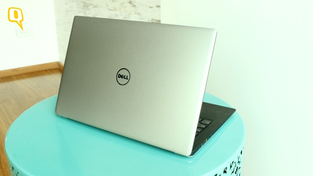 Dell XPS 13. (Photo: <b>The Quint</b>)