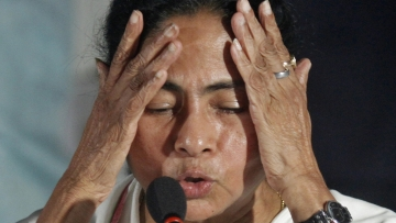 West Bengal Chief Minister Mamata Banerjee. (Photo: Reuters)